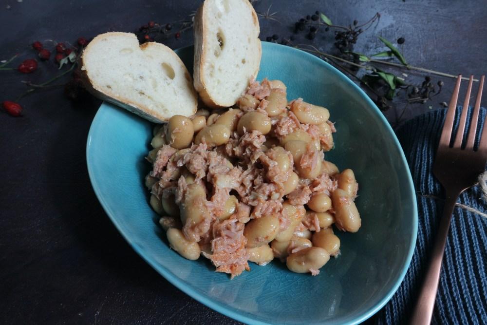 Thunfisch-Bohnen Salat