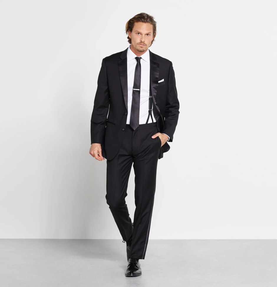 661fe4b0ecae Tuxedo Styles for 2019: A Complete Guide