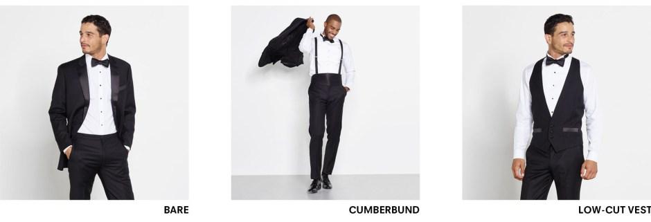 Cummerbund or vest?