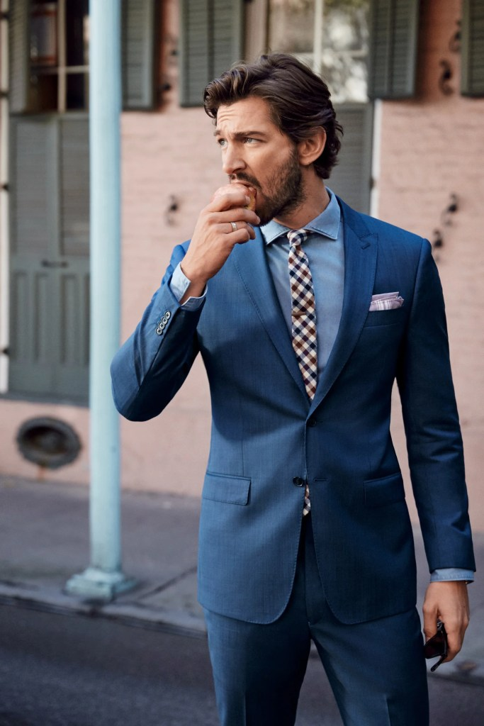 Daytime wedding attire for men