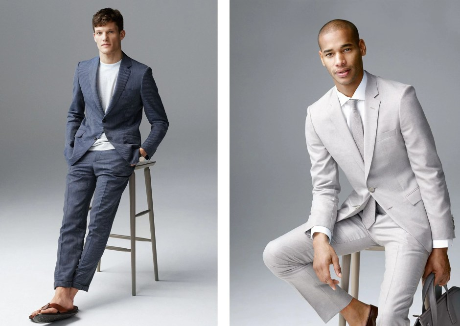 Summer wedding attire for men