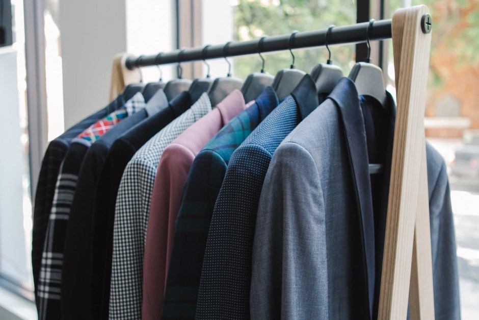 Renting means more options for mens cocktail attire