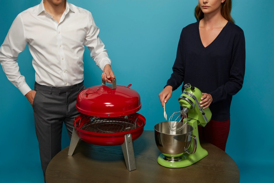 Grills and blenders are boring wedding registry ideas.