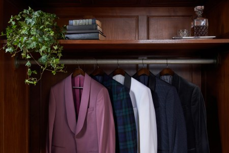 Some of these jackets are appropriate for men's cocktail attire.