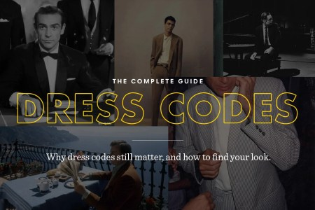 Dress code types and dress code style advice.