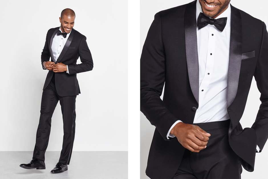 Black Tie Attire for Men: Special Event & Wedding Outfits ...Black Tie Dresses Men
