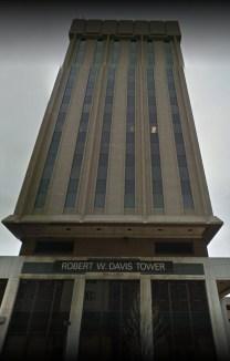 robert davis tower