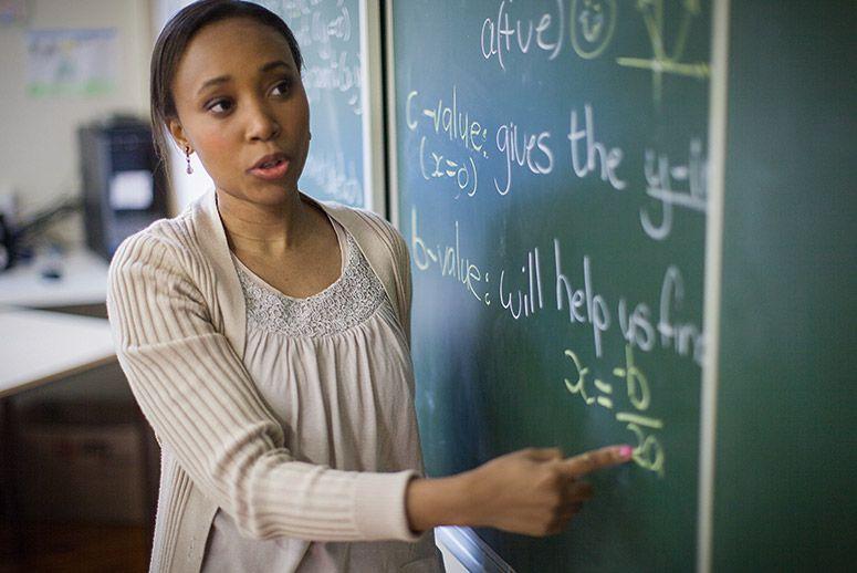 black-teacher