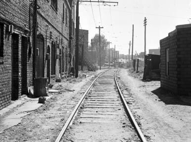 Greenwood train