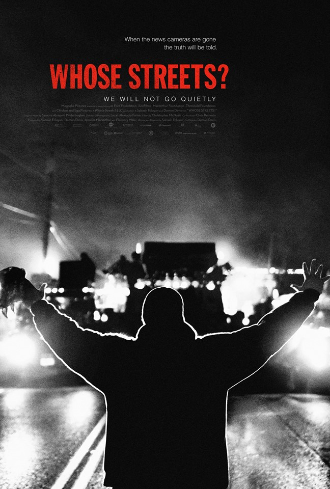 Whose Streets: Screening and Discussion at OSU-Tulsa