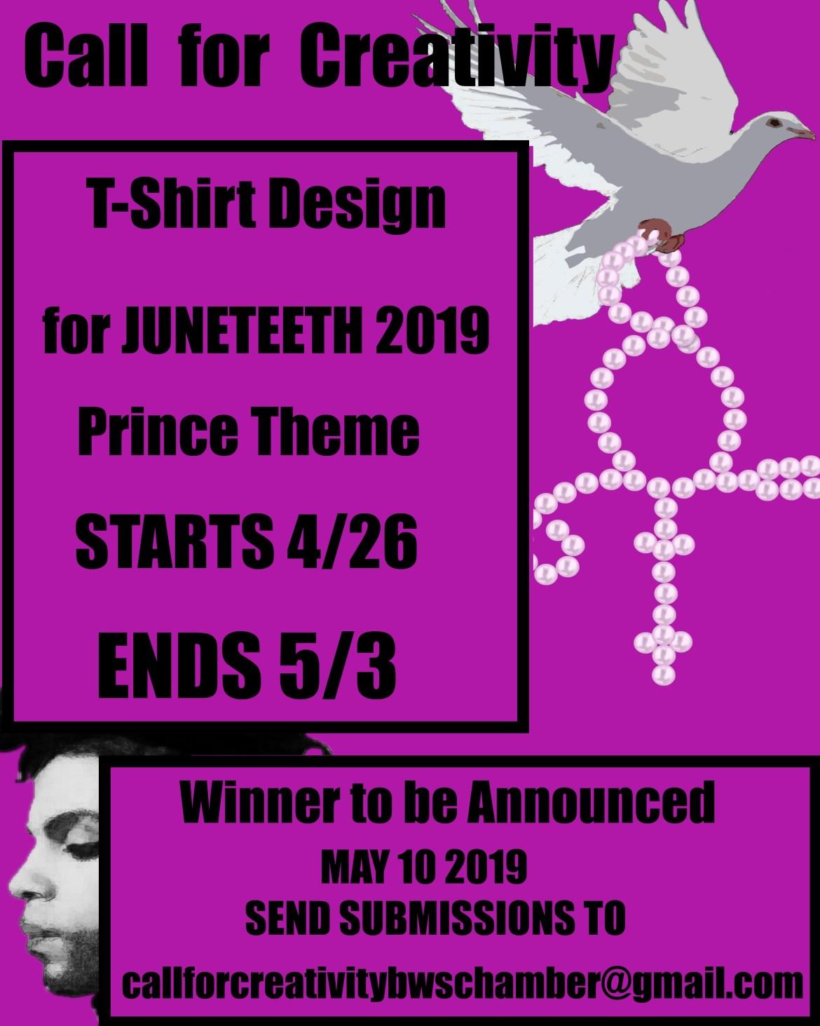 Tee Shirt Design Contest