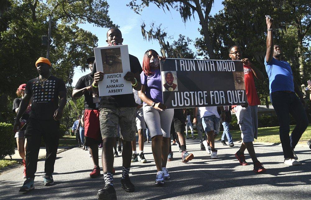 Arbery Justice Rally