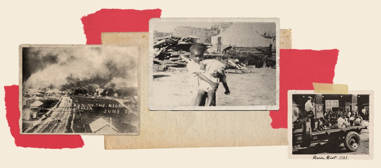 Black Wall Street Massacre Tulsa 1921