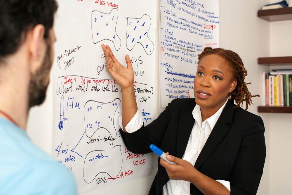 Black Author Heather McGhee