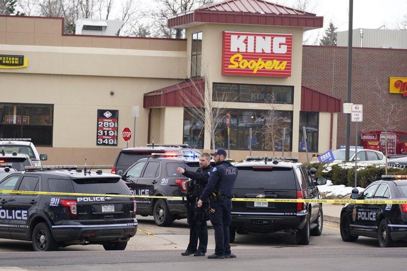 Colorado shooting police officer
