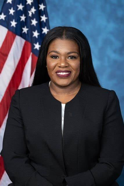 Cori Bush House Judiciary Committee black
