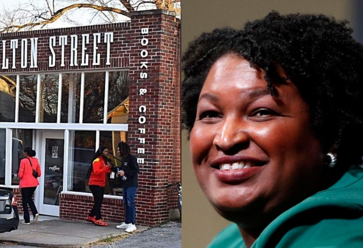 fulton street stacey abrams