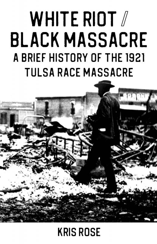 tulsa race massacre zine