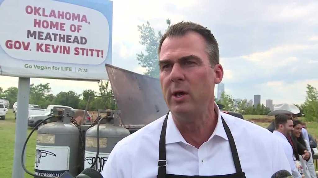 governor stitt