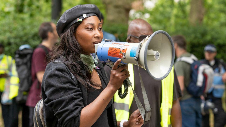 london black lives matter