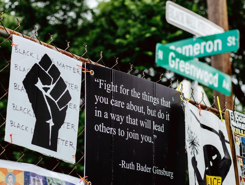 black lives matter greenwood district tulsa