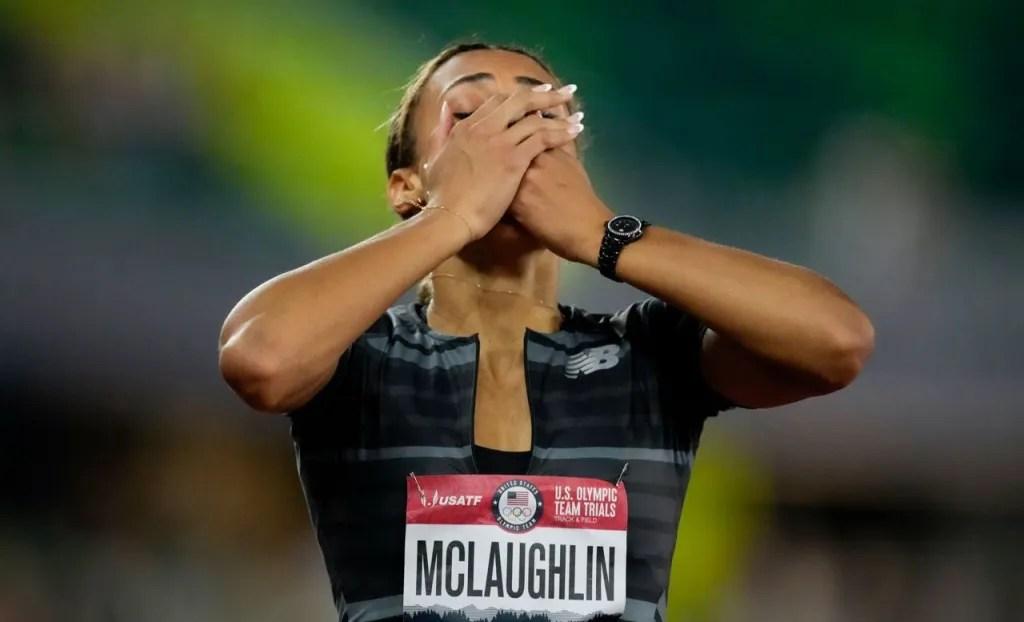 sydney mclaughlin olympic trials