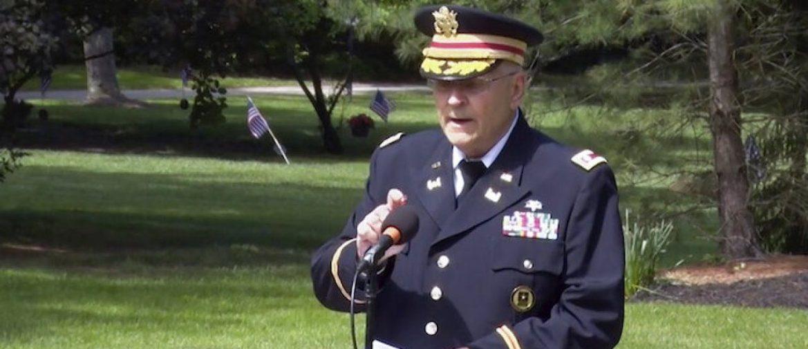 hudson vet memorial day