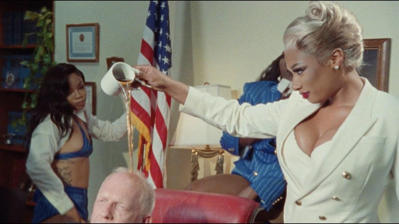 meg thee stallion music video anti abortion