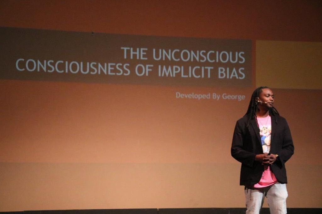 theconsciouslee george lee speaks diversity and inclusion