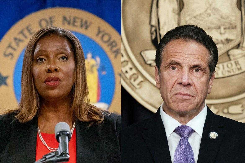 cuomo new york governor resignation sexual harassment