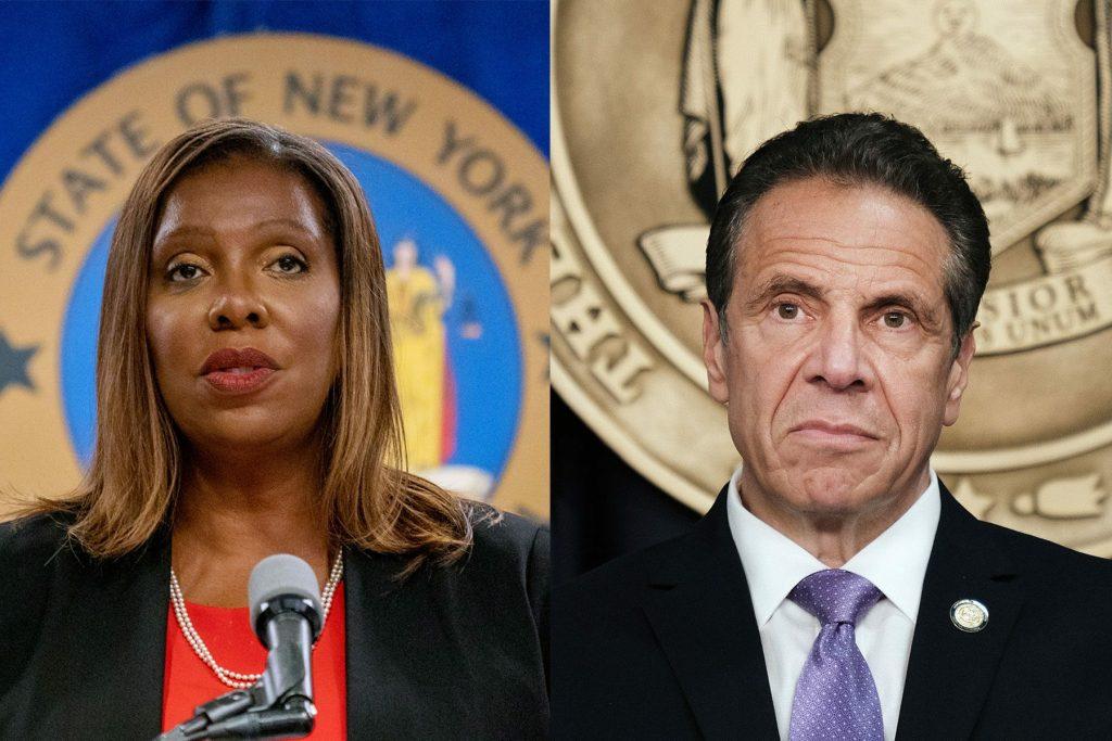 cuomo new york governor resignation sexual harrassment