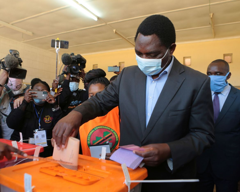 zambia elections democracy