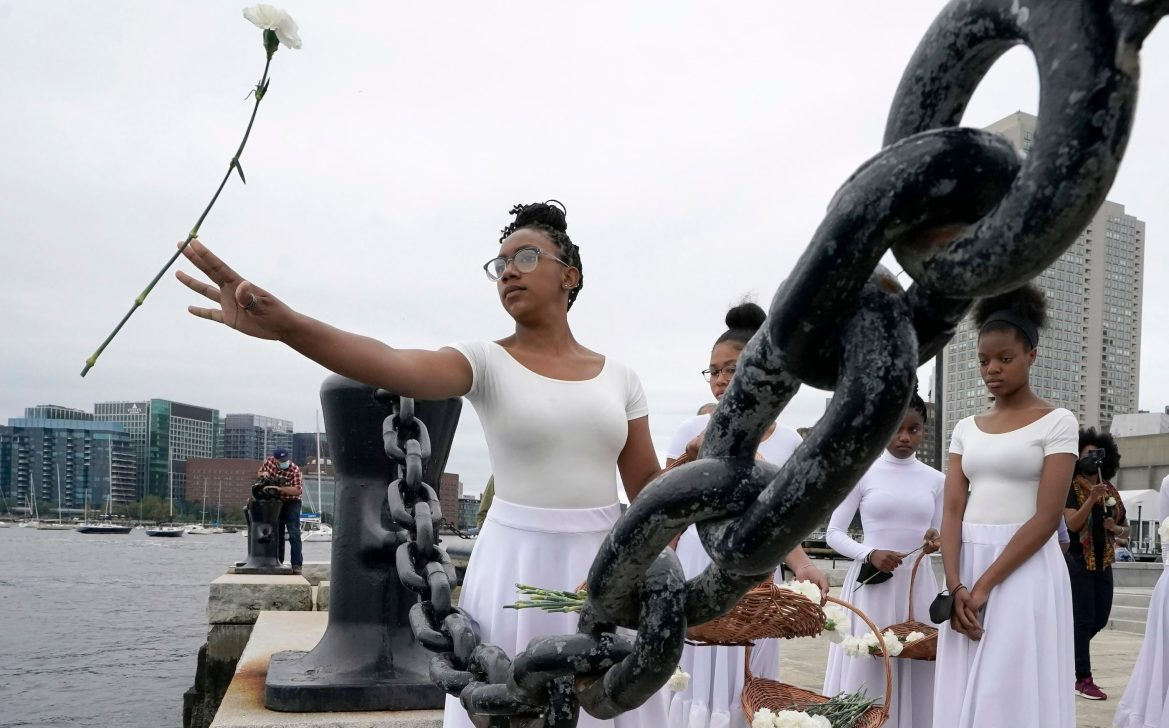 middle passage enslaved africans