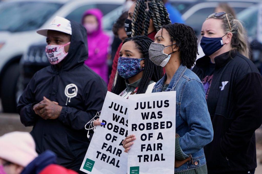 julius jones commutation hearing