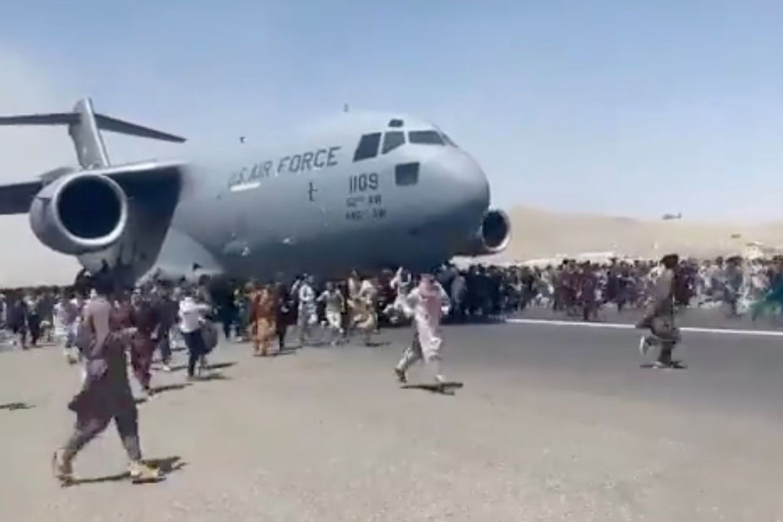 afghanistan withdrawal taliban