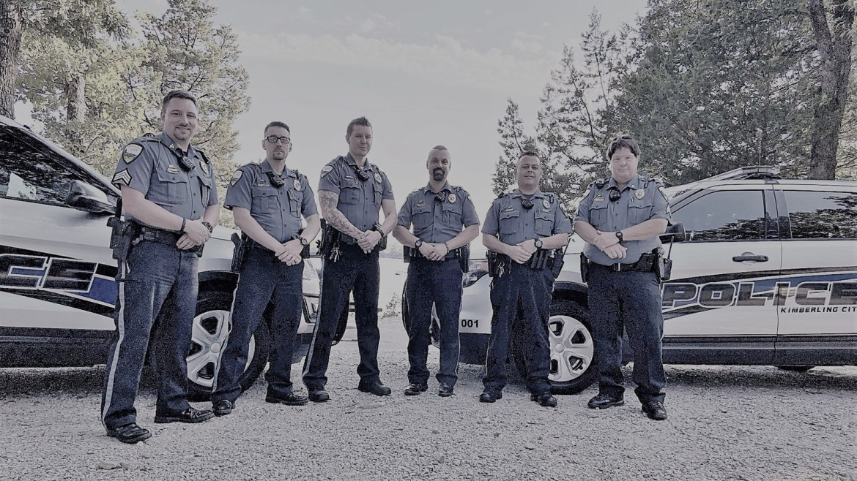 kimberly city police