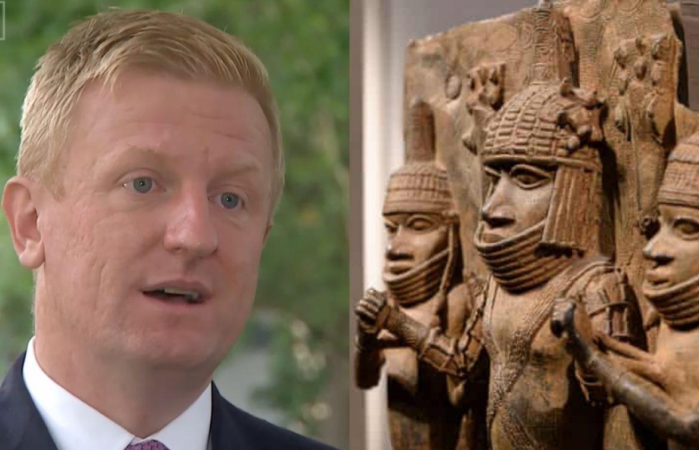 benin bronzes british museum stolen artifacts