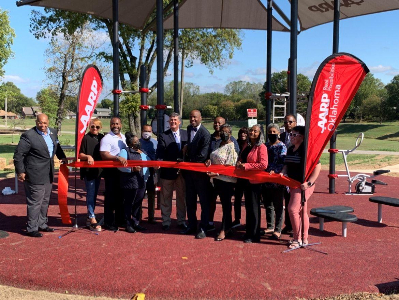 aarp fitness park