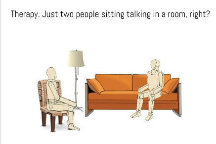 if this couch could talk
