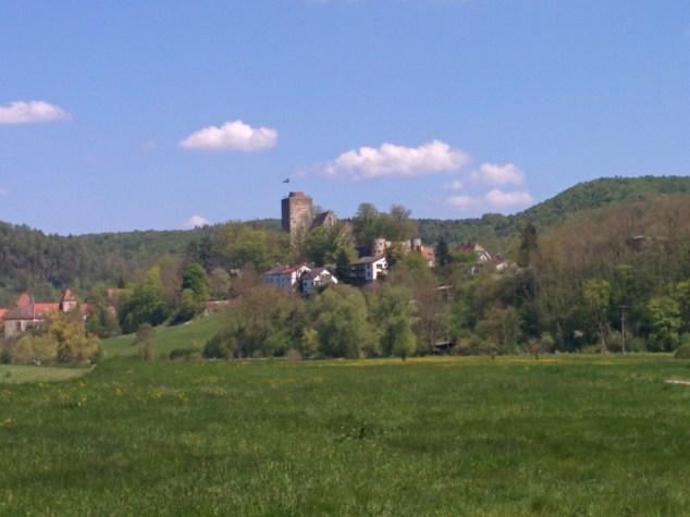 Pappenheim Castle