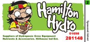 Hamilton Hydro Advert