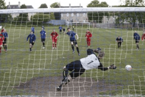 Vics Roar to the final beating Ardrossan 5-2