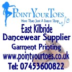 Point Your Toes Advert Number 2