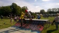 High Blantyre Gala Day 5th Sept Mini Skatepark (PV)