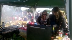 High Blantyre Gala Day 5th Sept Popular Food stall (PV)