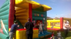 High Blantyre Gala Day 5th Sept Bouncy Fun (PV)