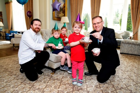 Crossbasket Castle marks first anniversary with birthday party 2