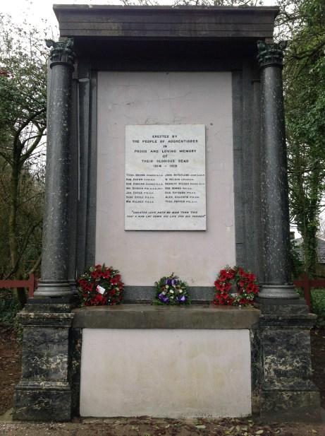 2015-auchentibber-war-memorial-jan