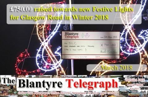 festive lights 2018