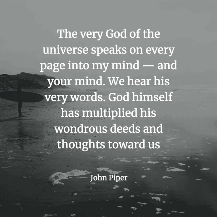discerning gods voice